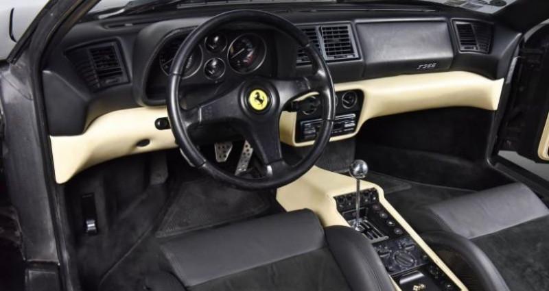 Ferrari F355 GTB 2.7 BVM Noir occasion à Paris - photo n°6