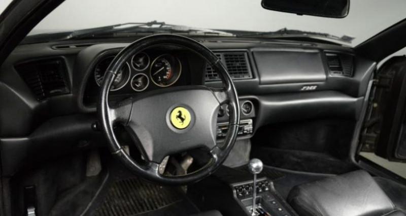 Ferrari F355 SPIDER 3.5 V8 BVM Noir occasion à Paris - photo n°6