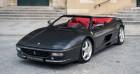 Ferrari F355 Spider *Canna di Fucile* Gris 1996 - annonce de voiture en vente sur Auto Sélection.com