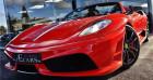 Ferrari F430 Spider Scuderia 16M 16M - 1 OF 499 - COLLECTORS ITEM - BELGIAN Rouge à IZEGEM 88