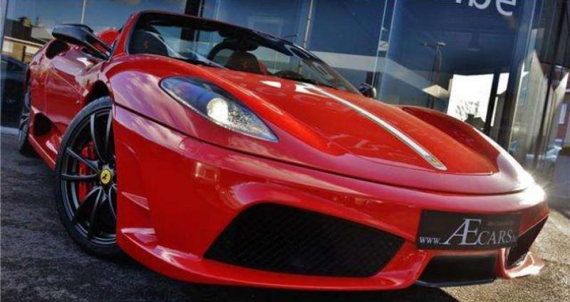 Ferrari F430 Spider Scuderia 16M 16M - 1 OF 499 - COLLECTORS ITEM - BELGIAN Rouge occasion à IZEGEM - photo n°2