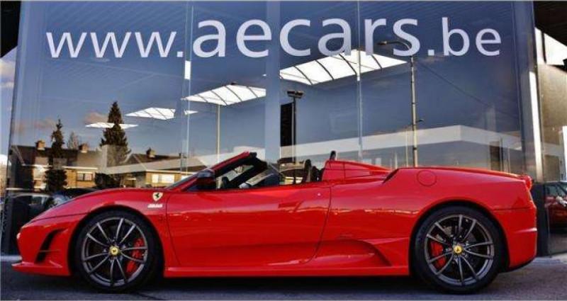 Ferrari F430 Spider Scuderia 16M 16M - 1 OF 499 - COLLECTORS ITEM - BELGIAN Rouge occasion à IZEGEM - photo n°3