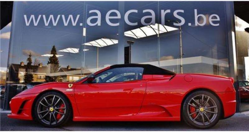 Ferrari F430 Spider Scuderia 16M 16M - 1 OF 499 - COLLECTORS ITEM - BELGIAN Rouge occasion à IZEGEM - photo n°4