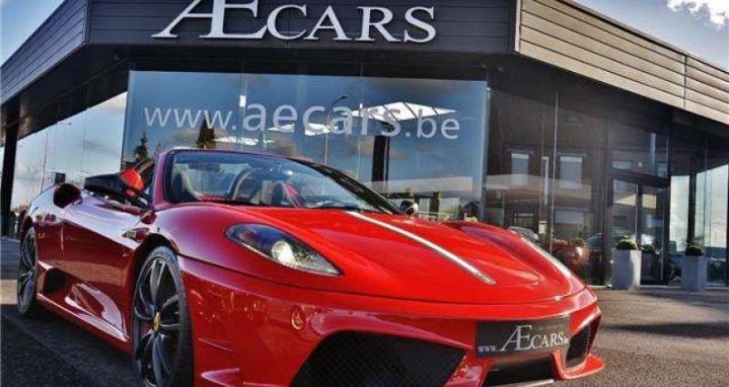 Ferrari F430 Spider Scuderia 16M 16M - 1 OF 499 - COLLECTORS ITEM - BELGIAN Rouge occasion à IZEGEM - photo n°5