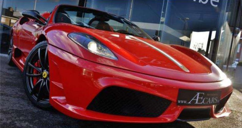 Ferrari F430 16M - 1 OF 499 - COLLECTORS ITEM - BELGIAN Rouge occasion à IZEGEM - photo n°2