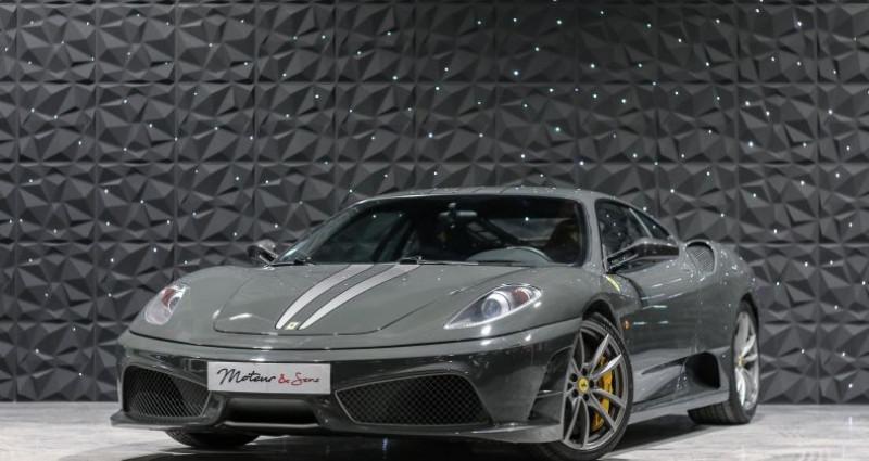 Ferrari F430 430 SCUDERIA Gris occasion à CHAVILLE