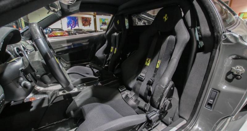 Ferrari F430 430 SCUDERIA Gris occasion à CHAVILLE - photo n°5