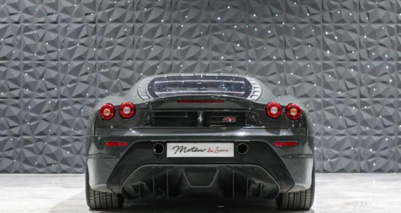 Ferrari F430 430 SCUDERIA Gris occasion à CHAVILLE - photo n°4