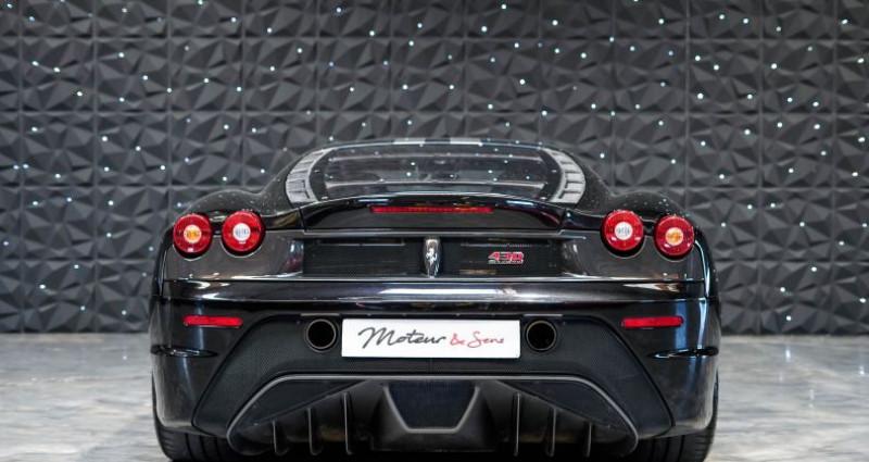 Ferrari F430 430 SCUDERIA Noir occasion à CHAVILLE - photo n°4