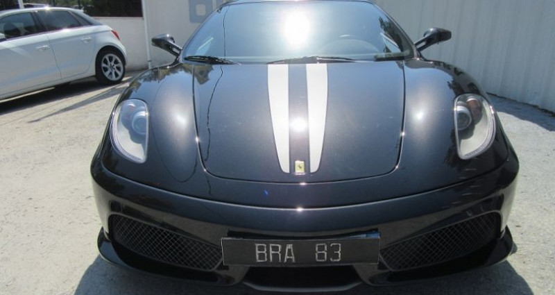 Ferrari F430 V8 4.3 SCUDERIA Noir occasion à Le Muy - photo n°2