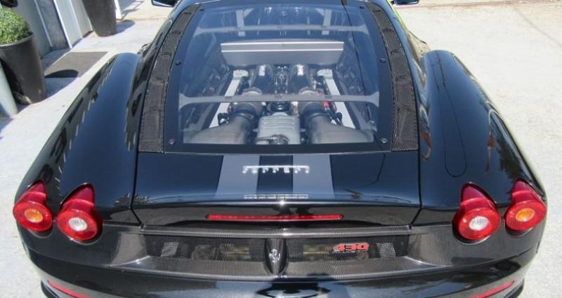 Ferrari F430 V8 4.3 SCUDERIA Noir occasion à Le Muy - photo n°6