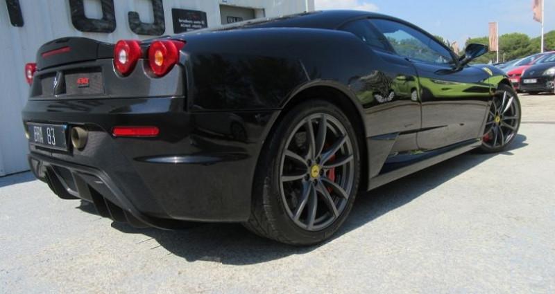 Ferrari F430 V8 4.3 SCUDERIA Noir occasion à Le Muy - photo n°5