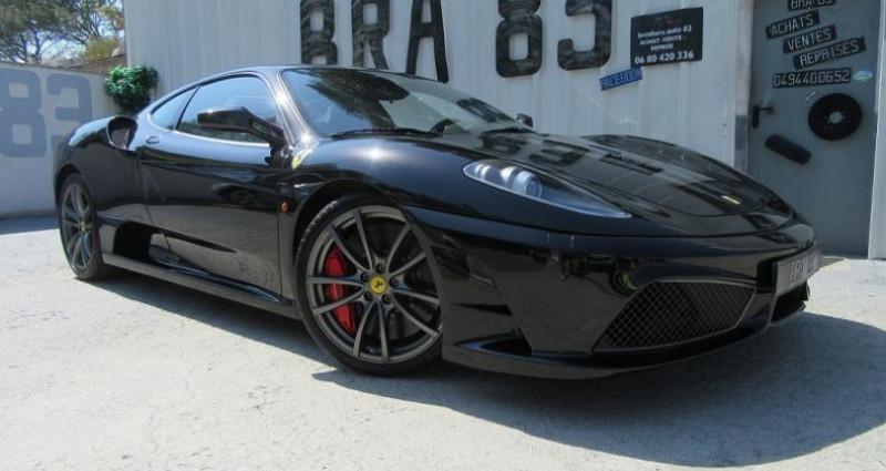 Ferrari F430 V8 4.3 SCUDERIA Noir occasion à Le Muy