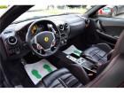 Ferrari F430 V8 F1 BVR Rouge à BEAUPUY 31