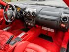 Ferrari F430 V8 F1 BVR Noir à BEAUPUY 31