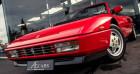 Ferrari MONDIAL T - CABRIO - MANUAL - COLLECTORS Rouge à IZEGEM 88