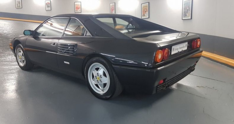 Ferrari MONDIAL T Noir occasion à Neuilly-sur-Seine - photo n°3