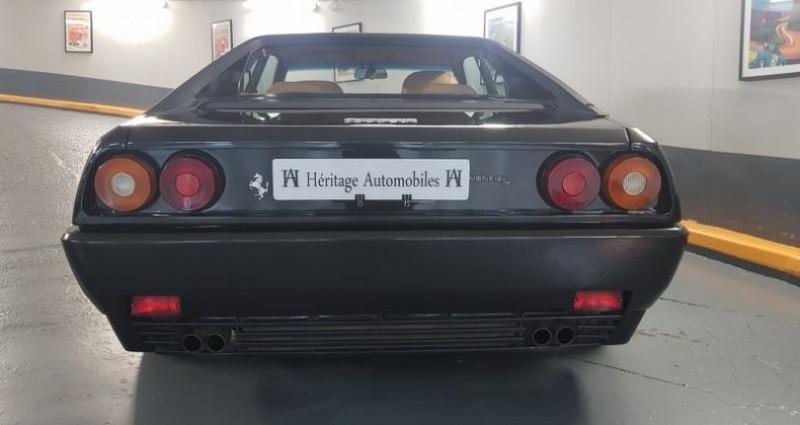 Ferrari MONDIAL T Noir occasion à Neuilly-sur-Seine - photo n°6
