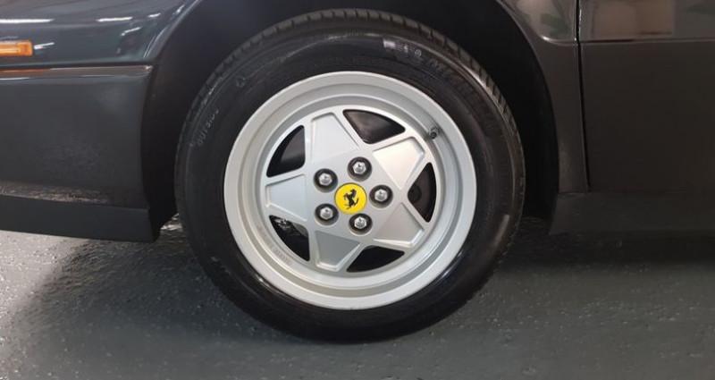 Ferrari MONDIAL T Noir occasion à Neuilly-sur-Seine - photo n°7