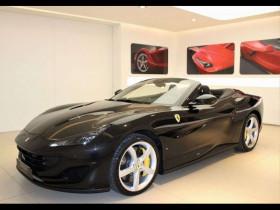 Ferrari Portofino Noir, garage PRESTIGE AUTOMOBILE à BEAUPUY