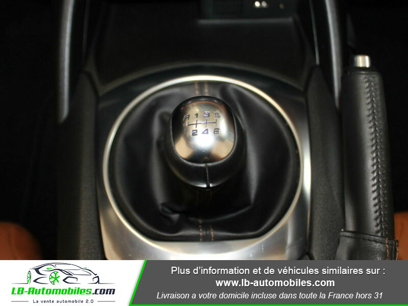 Fiat 124 Spider 1.4 MultiAir 140ch Gris occasion à Beaupuy - photo n°8