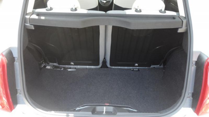 Fiat 500 (SERIE 8) Hybrid 1.0 BSG 70 LOUNGE GPS Toit Pano. Radars Rec Blanc occasion à Toulouse - photo n°6