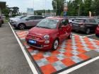 Fiat 500 (SERIE 8) Hybrid 1.0 BSG 70 LOUNGE Uconnect Radars Recul Rouge à Castelculier 47