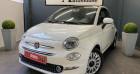Fiat 500 0.9 ESS 85 CV Lounge GPS 80 000 KMS Blanc à COURNON D'AUVERGNE 63