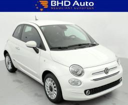 Fiat 500 Blanc, garage BHD AUTO à Biganos