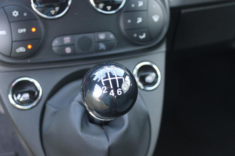 Fiat 500 1.0 70CH BSG S&S LOUNGE Gris occasion à Saint-Saturnin - photo n°9