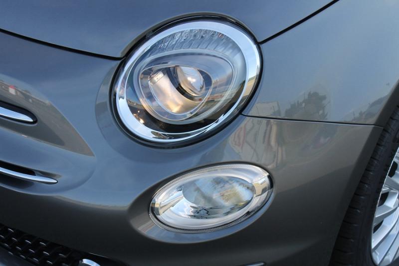 Fiat 500 1.0 70CH BSG S&S LOUNGE Gris occasion à Saint-Saturnin - photo n°2