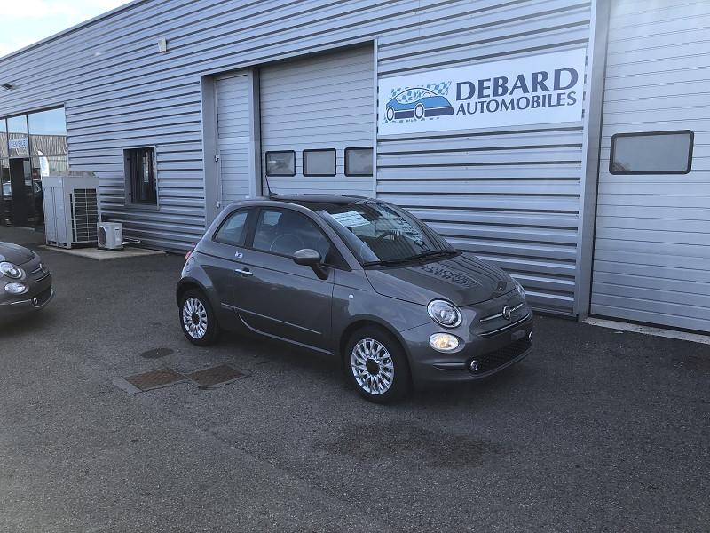 Fiat 500 1.0 70CH BSG S&S LOUNGE Gris occasion à Onet-le-Château