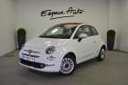 Fiat 500 1.0 70CH BSG S&S LOUNGE Blanc 2021 - annonce de voiture en vente sur Auto Sélection.com