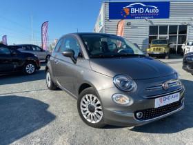 Fiat 500 , garage BHD AUTO à Biganos