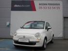 Fiat 500 1.2 8V 69 ch Lounge Blanc à Périgueux 24