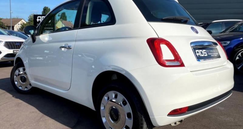 Fiat 500 1.2 8v 69ch Popstar Blanc occasion à Diebling - photo n°5