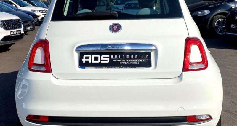 Fiat 500 1.2 8v 69ch Popstar Blanc occasion à Diebling - photo n°6