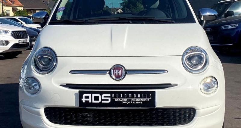 Fiat 500 1.2 8v 69ch Popstar Blanc occasion à Diebling - photo n°2