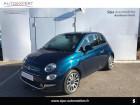 Fiat 500 1.2 8v 69ch S&S Star Dualogic Bleu à Mérignac 33