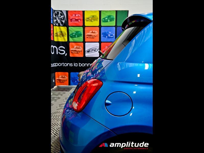 Fiat 500 1.2 8v 69ch S Bleu occasion à Dijon - photo n°13