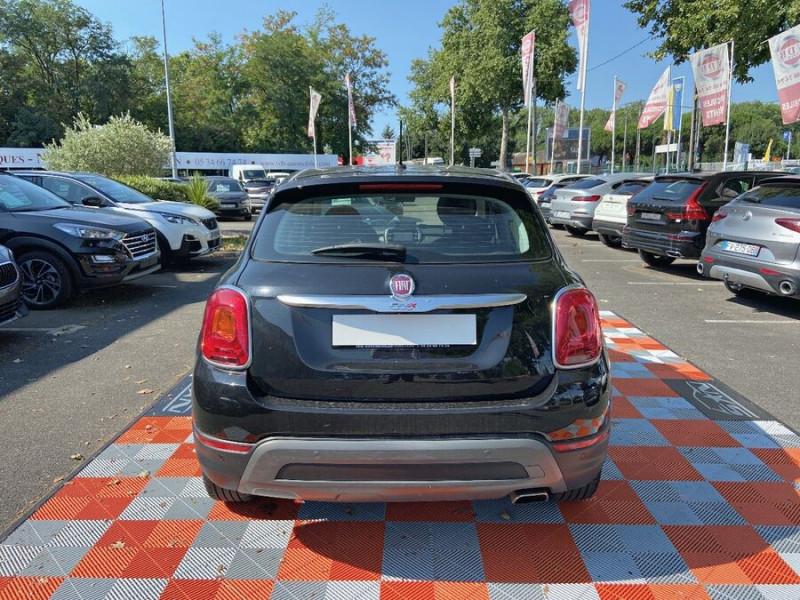 Fiat 500 1,4 MULTIAIR 140 DCT6 CROSS GPS Noir occasion à Toulouse - photo n°20