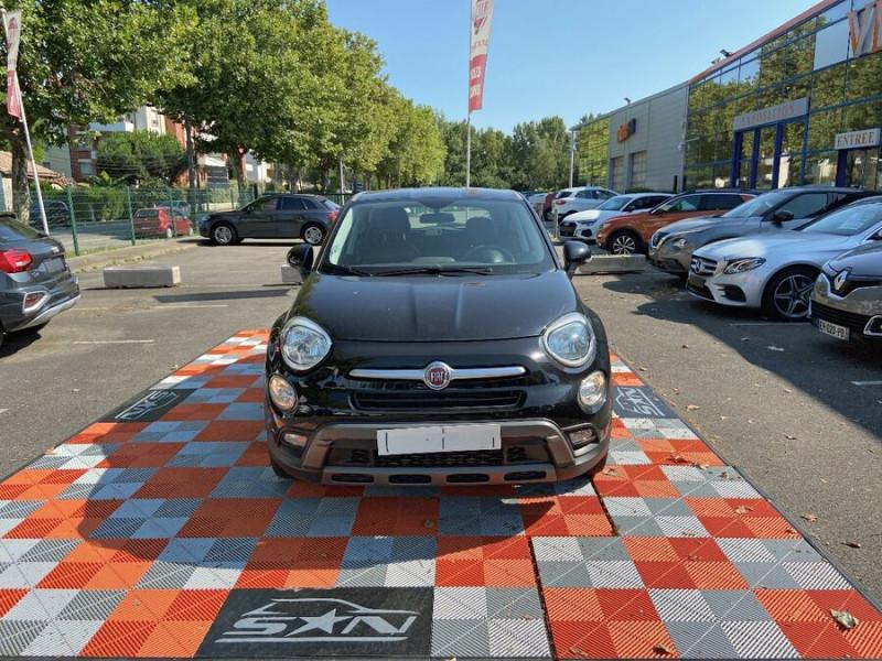Fiat 500 1,4 MULTIAIR 140 DCT6 CROSS GPS Noir occasion à Toulouse - photo n°19