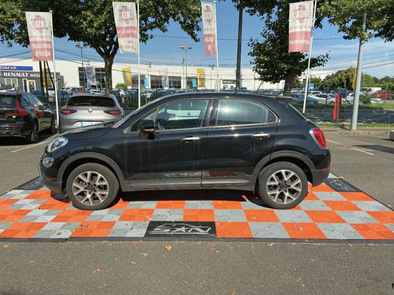 Fiat 500 1,4 MULTIAIR 140 DCT6 CROSS GPS Noir occasion à Toulouse - photo n°5