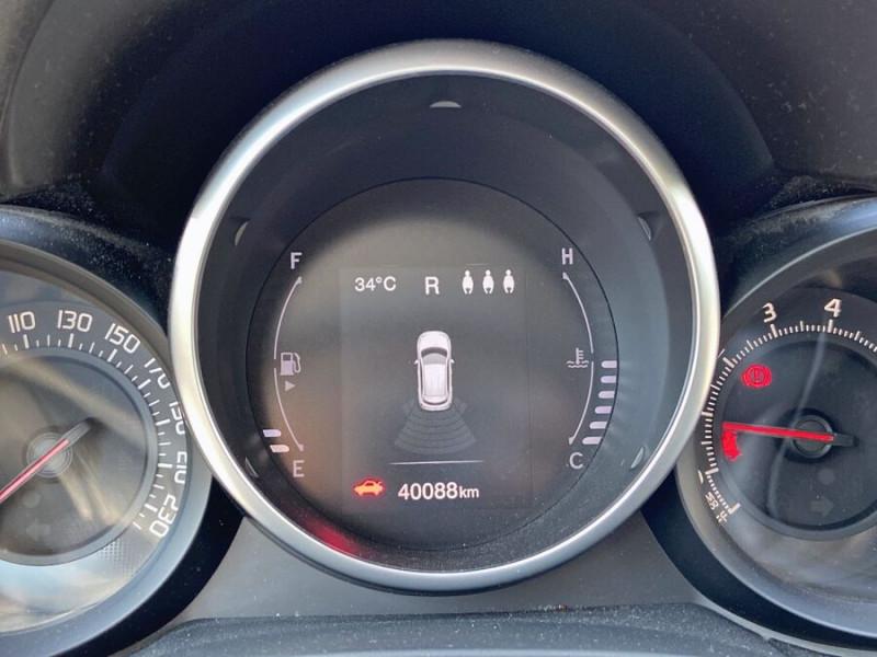 Fiat 500 1,4 MULTIAIR 140 DCT6 CROSS GPS Noir occasion à Toulouse - photo n°15
