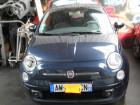 Fiat 500 1.4 Bleu 2007 - annonce de voiture en vente sur Auto Sélection.com