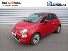 Fiat 500 500 1.2 69 ch Lounge 3p  à Annemasse 74