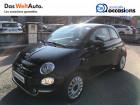 Fiat 500 500 1.2 69 ch Lounge 3p Noir à Sallanches 74