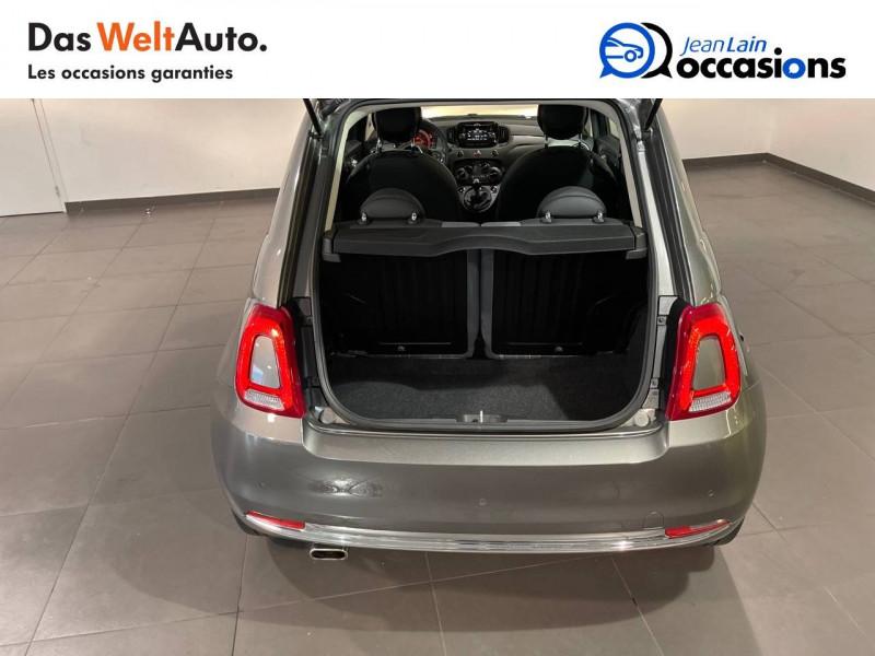 Fiat 500 500 1.2 69 ch Lounge 3p Gris occasion à Seynod - photo n°10