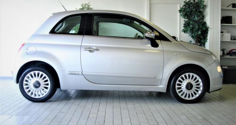 Fiat 500 500 II 1.2 8V 70ch LOUNGE BVM5 Gris occasion à UNGERSHEIM - photo n°3