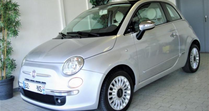 Fiat 500 500 II 1.2 8V 70ch LOUNGE BVM5 Gris occasion à UNGERSHEIM - photo n°5